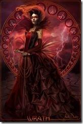 7 deadly sins wrath