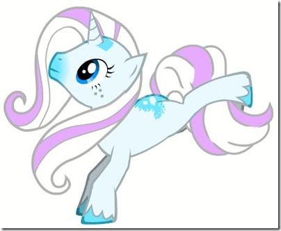 Banshee pony