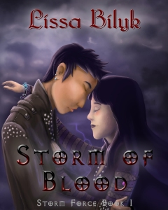 Storm of Blood final cover